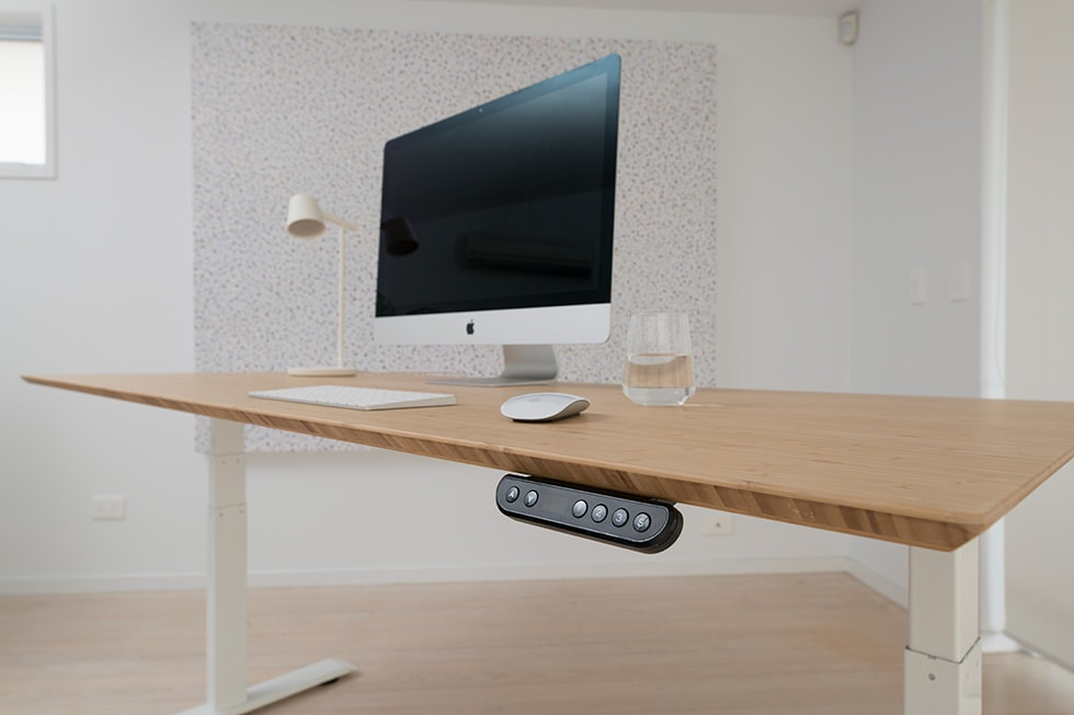 standing desk image